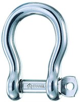 Bow shackle d  5 standard