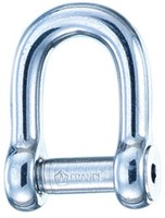 D-allen key pin shackle dia.8
