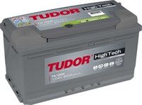 Tudor high tech, 12v 100 ah
